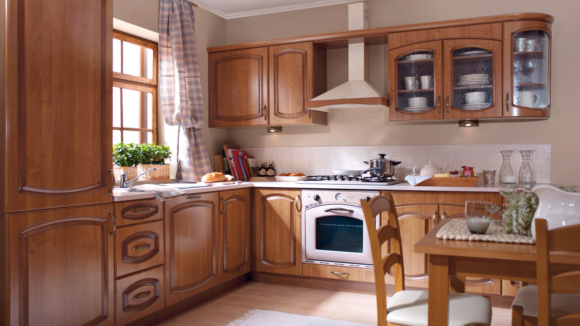 Brw Family Line Modulowa Kuchnia W Klasycznej Estetyce Trans Meb