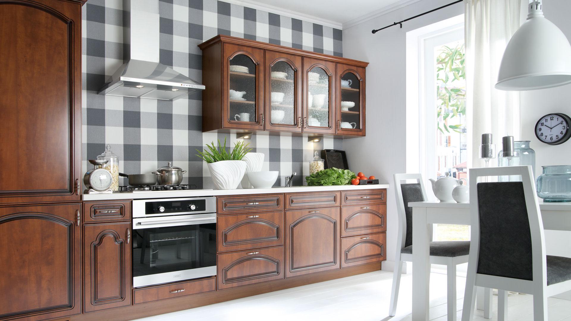 Brw Family Line Modułowa Kuchnia W Klasycznej Estetyce